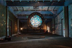 Riga Biennial 2020, work by Valdis Celms
