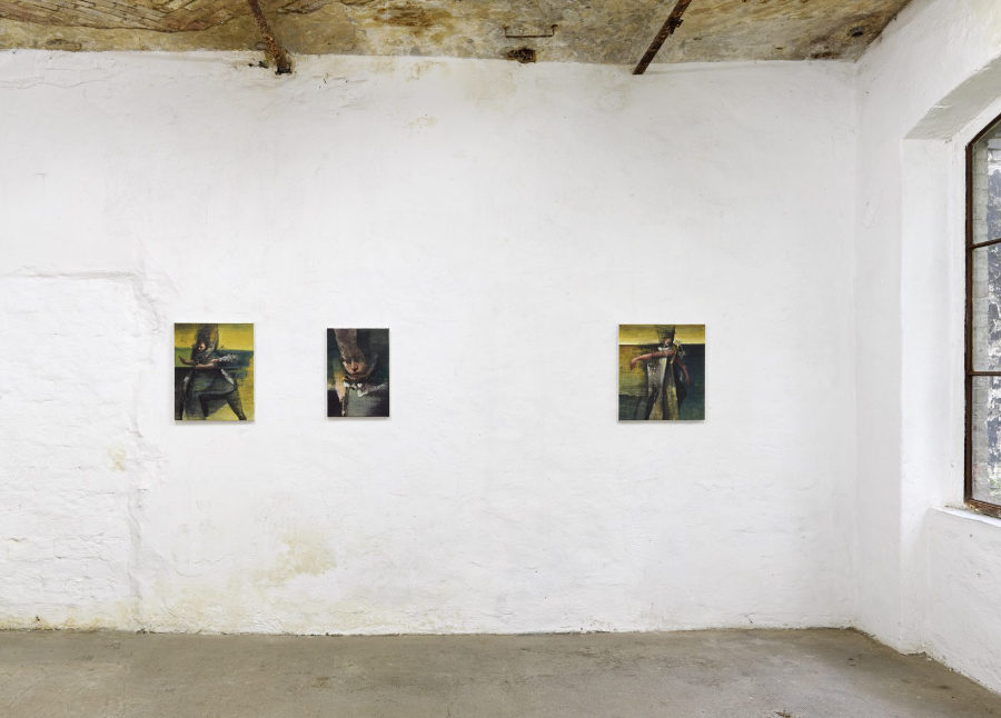 Exhibition A Matter of Touch, curated by Jurriaan Benschop, works by Nikos Aslanidis