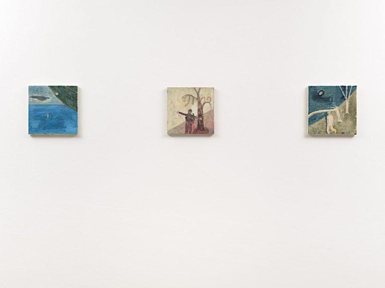 Exhibition Taking Root Düsseldorf, Eiko Gröschl, Jurriaan Benschop