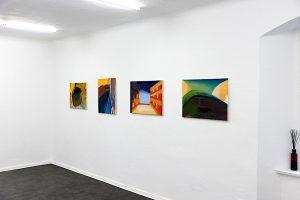 The Other Half, works by Rebekka Löffler