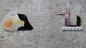 Reimagining Europe, works by Luisa Kaslicky